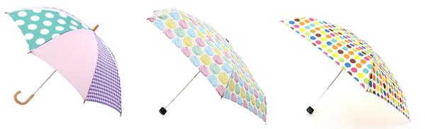 雨の日を楽しむ♪おしゃれレイングッツ☆