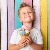 アイスクリーム 男の子