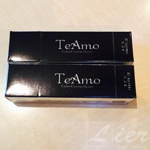 TeAmo カラコン ティアモ アモールシリーズ