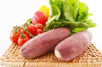 350 野菜 食べ物 サツマイモ