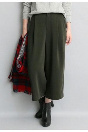 大人女子はゆるパンツがオシャレのカギ!2015AWは楽ちんファッションでスマートにきめる!