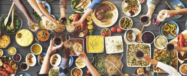日本人は食事を摂りすぎ?世界にみる健康的な食事の摂り方について