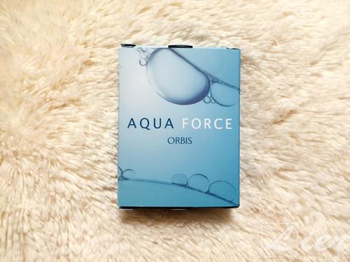 徹底的な水分補給が鍵!?インナー酵素を増やして春仕様のふわふわ美肌に!オルビス 新アクアフォース トライアルセット 体験レビュー 口コミ