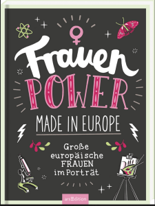 Cover Frauenpower made in Europe