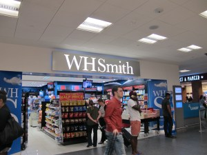 WH Smith Booksellers