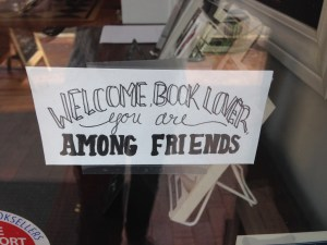 Welcome Book Lovers