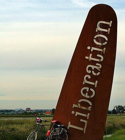 Vlak voor Arnhem herinnert de Vleugel aan Operatie Market Garden