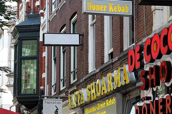 Witte de Witstraat, oud en nieuw in 1 straat