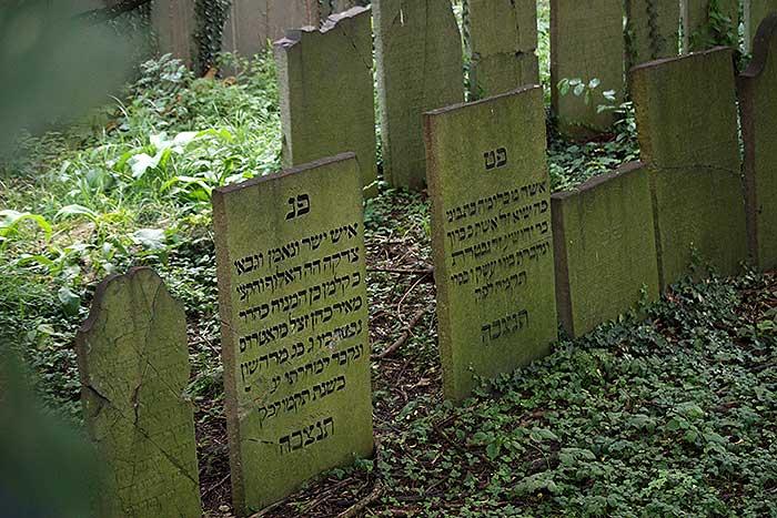 Joodse begraafplaats Kralingen Rotterdam