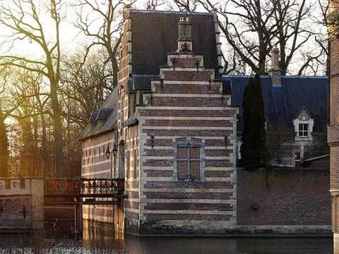 De val van Father Sampson het bijzondere verhaal van Kasteel Heeswijk