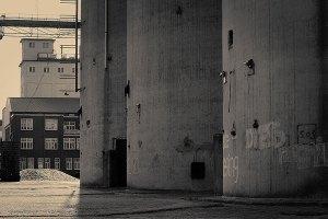 Fotoserie: De silo's van Veghel