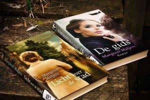 De 4 oorlogsboeken die ik las