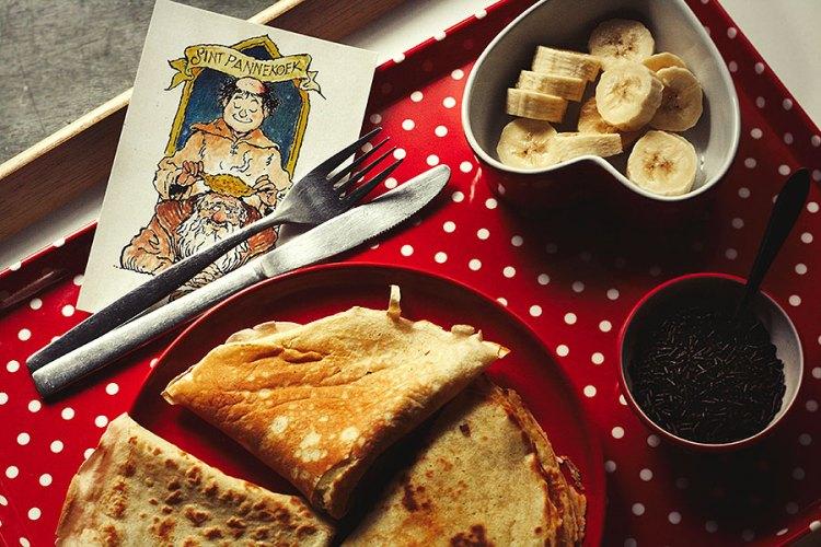 De leukste feiten over pannenkoeken en Sint Pannekoek