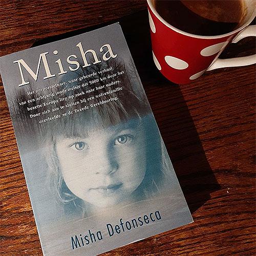 Boek Misha
