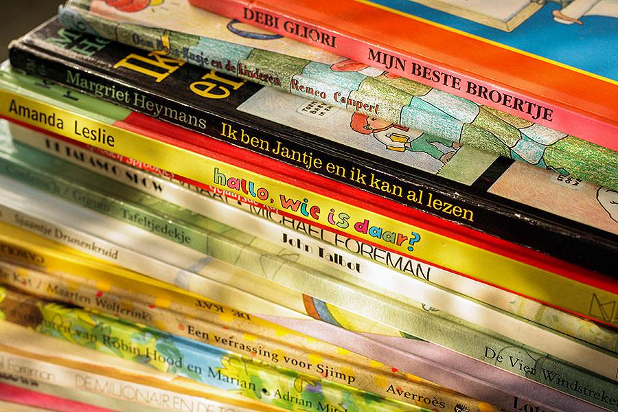Kinderen meer laten lezen