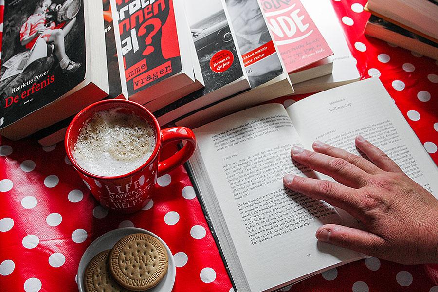 De nieuwe blogtag over boeken