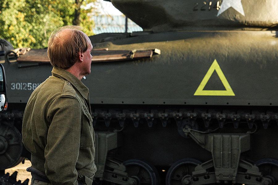 De tank die Frans en mij samenbracht