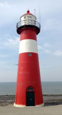 Veere Middelburg & lighthouse