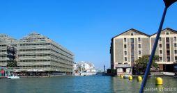 Bassin de la Villette + Pont de la Crimée