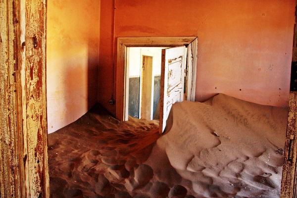 Lüderitz, Kolmanskop