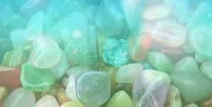 El encuentro con los cristales o piedras semipreciosas