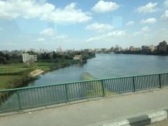 Nile river to Goshen area