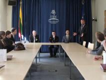URM pasveikinti Lietuvos studentų politologijos olimpiados laureatai
