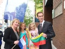Pristatymu pilietinės visuomenės atstovams tęsiami Lietuvos pirmininkavimo ES tarybai renginiai Airijoje