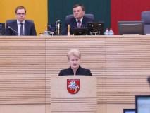 Sėkmės Lietuvą kuriame patys