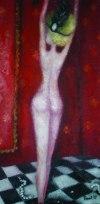 Buduarinis, Rasa And,2012, 50x100cm, oil on canvas