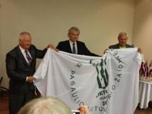 Pasaulio lietuvių sporto forume – apie sportą kaip tautinę tapatybę puoselėjančią ir lietuvius vienijančią veiklą