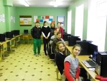 Moksleiviai dalijosi žiniomis Europos sveikatą stiprinančių mokyklų tarptautinėje vaizdo konferencijoje