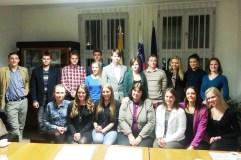 """SLOVĖNIJA. Liublianoje – jaunimo forumas """"Mes kuriame Europą"""""""