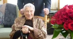 KANADA. Iškili vaikų psichologė ir edukologė Agota Šidlauskaitė šventė 100 metų jubiliejų