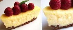 Citrininis sūrio pyragas