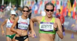 Neringa Aidietytė pasaulio sportinio ėjimo taurės varžybose pagerino šalies rekordą