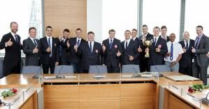 Pasveikinta Lietuvos regbio-7 rinktinė – Europos čempionato A diviziono nugalėtoja