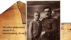 Paroda, kviečianti pažvelgti į tarpukario Lietuvos policijos kasdienybę