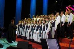 """Choro """"Jaunystė"""" koncertas Kovo 11-osios proga"""