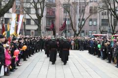 25-oji laisvės pavasario šventė Kaune