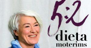 """Marie Tegnér. """"5:2 DIETA MOTERIMS + RECEPTAI: asmeninis planas ir praktiškas geriausių receptų vadovas"""""""