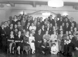 Paryžiaus regiono lietuviai, 1934 m. gruodžio 31 d.