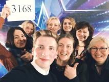 """Islandijos lietuvių muzikos kolektyvas """"Gija"""" dalyvauja """"Islandijos talentuose"""""""