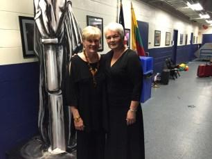 Su buvusia Dainų šventės vadove Rita Klioriene