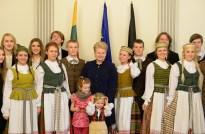 Prezidentės D. Grybauskaitės vizitas