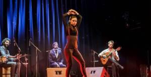 Temperamentingieji flamenko meistrai iš Ispanijos atėmė iš lietuvių kuklumą