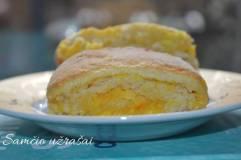 Apelsininiai pyragaičiai