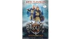 Populiaraus paauglių rašytojo J. Flanagano nuotykių knygų serija – ir Lietuvos knygynuose