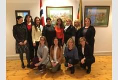 Pirmasis Norvegijos lituanistinių mokyklų mokytojų suvažiavimas