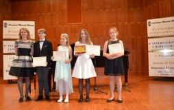 Lietuvos jaunieji pianistai tapo tarptautinio konkurso Italijoje nugalėtojais ir prizininkais